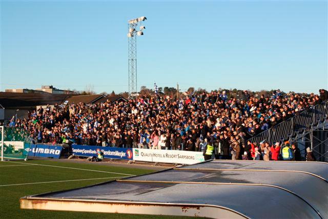 Sarpsborg Stadion Fullstappet