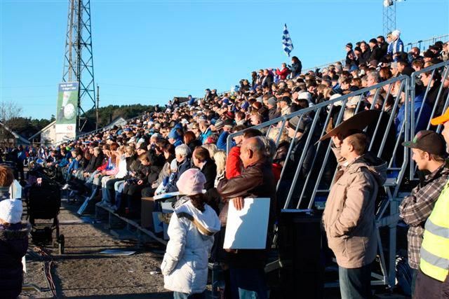 Sarpsborg Stadion Enderekkverk