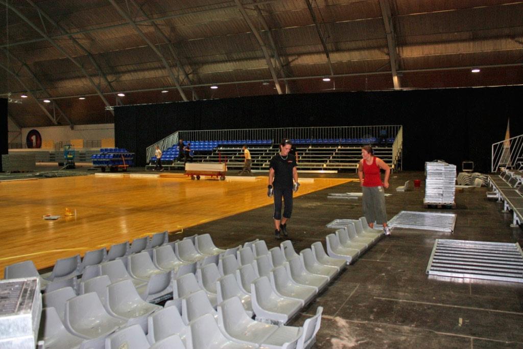 VM Korpsdrill Vestlandshallen