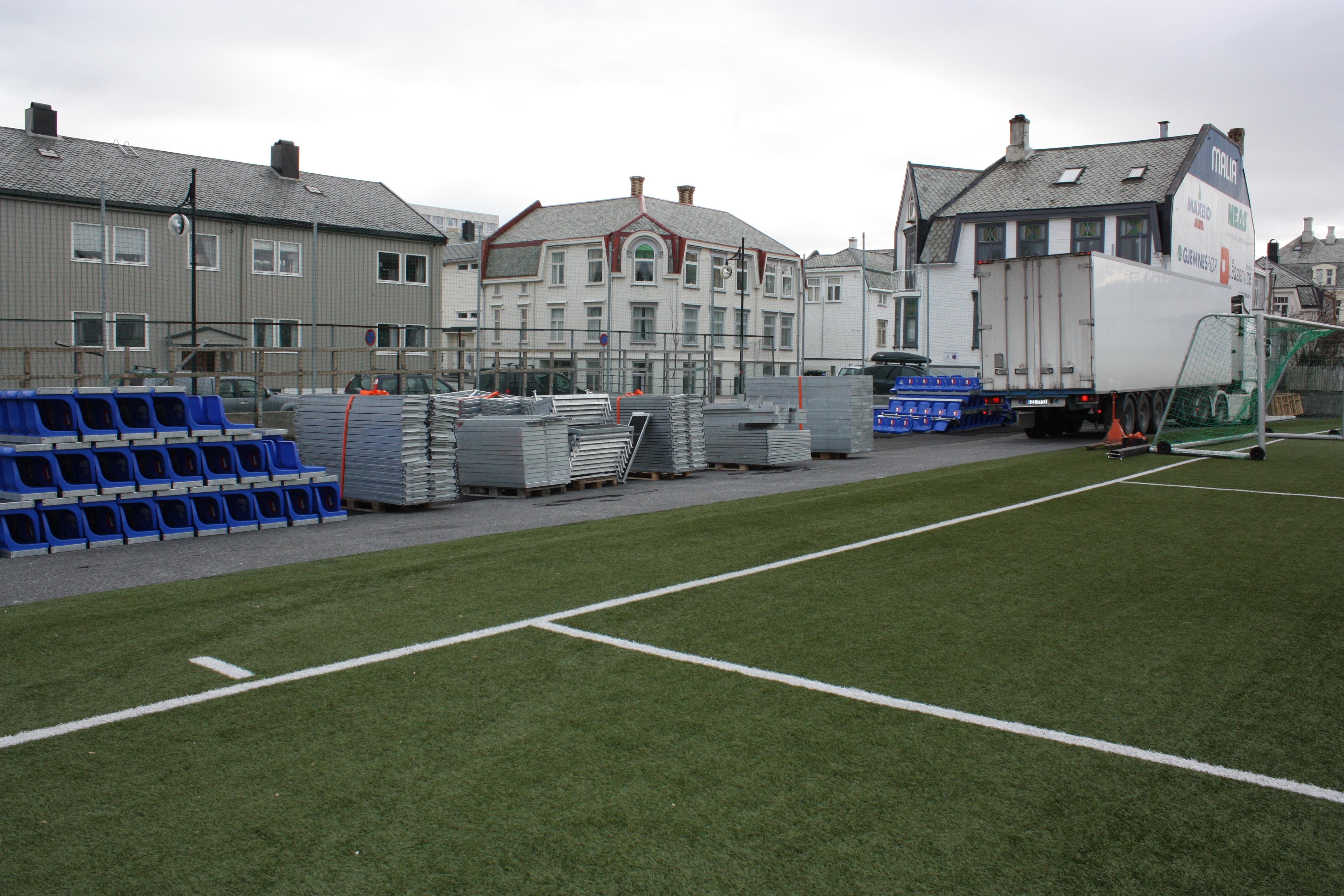 Kristiansund Ballklubb Flytter Til Nytt Stadion